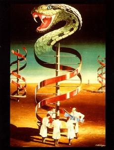 越界者死——被禁锢的实验室微生物
