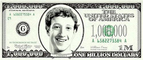 Facebook利润率胜当年谷歌