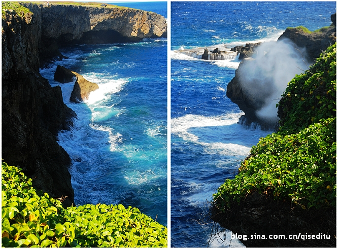 【塞班岛】气象万千大,环岛走天涯