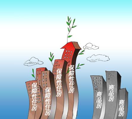 保障房和限购令是房地产大转变前的休克疗法