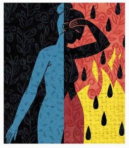绝经初期潮热预示心脏病危险低