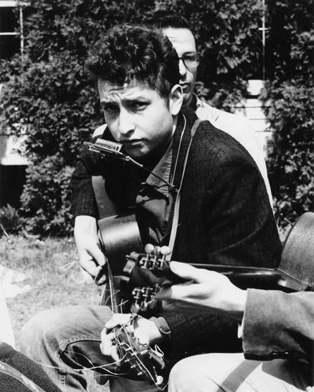 不许联想音乐时间(44)——你该记住的鲍勃·迪伦