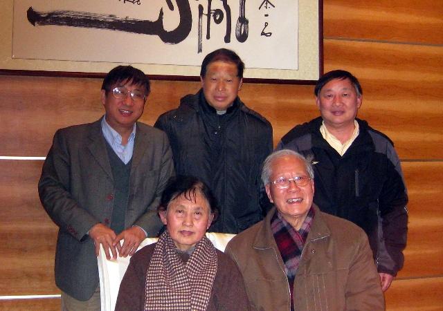 我的初中语文老师丰家骅