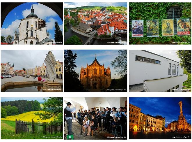 【捷克】小结:我的捷克世界遗产之旅(11处)