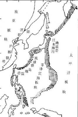 日本地震,华北要当心