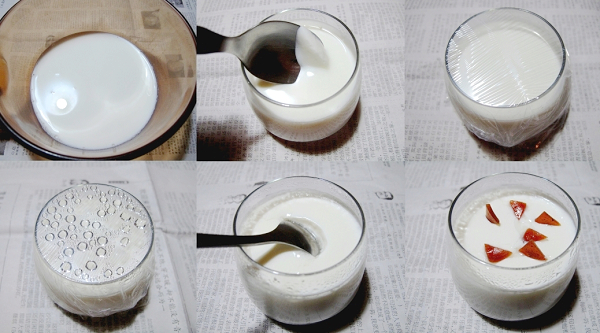 [凝]到凝固的牛奶深处去看看