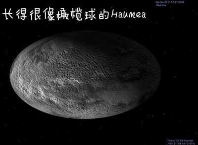 谁发现了矮行星Haumea?