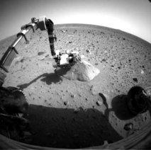 """火星车""""精神号""""仍未苏醒"""