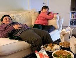 苗条妈妈当心生下肥胖宝宝