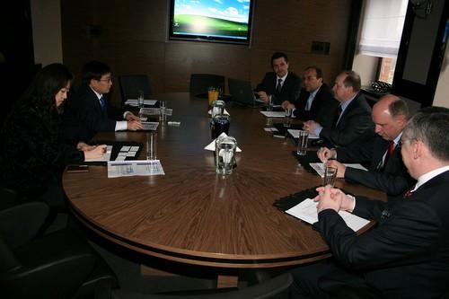 拜访波兰银行业协会