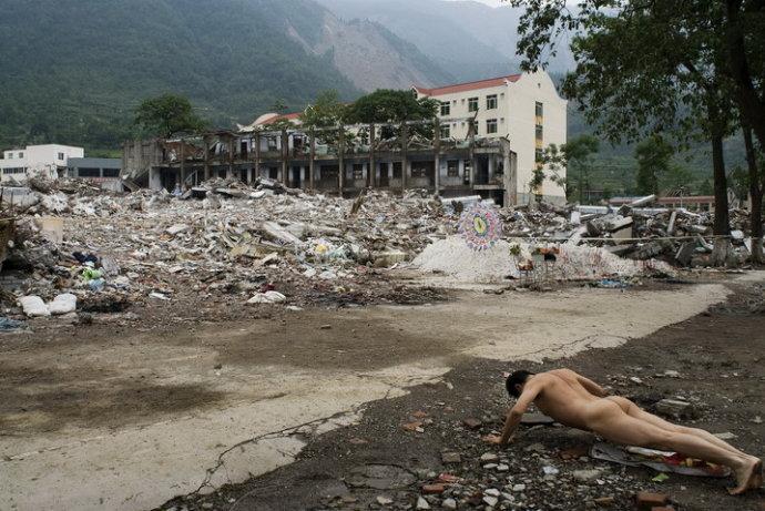 汶川大地震三年祭