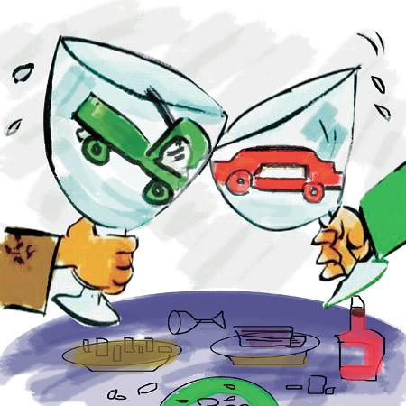 建议动用国家力量改变传统劝酒文化