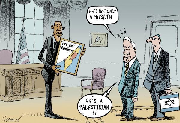奥巴马会背叛以色列吗?