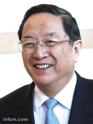俞正声:党的未来取决于党本身