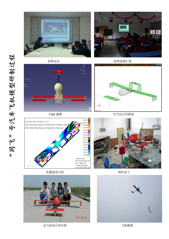 我们无人机的研发全过程(图)
