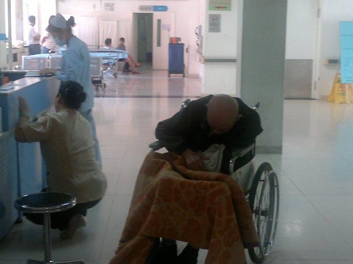 在医院中感受艺术