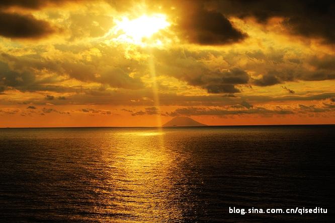 【意大利】特罗佩阿,诸神的海岸