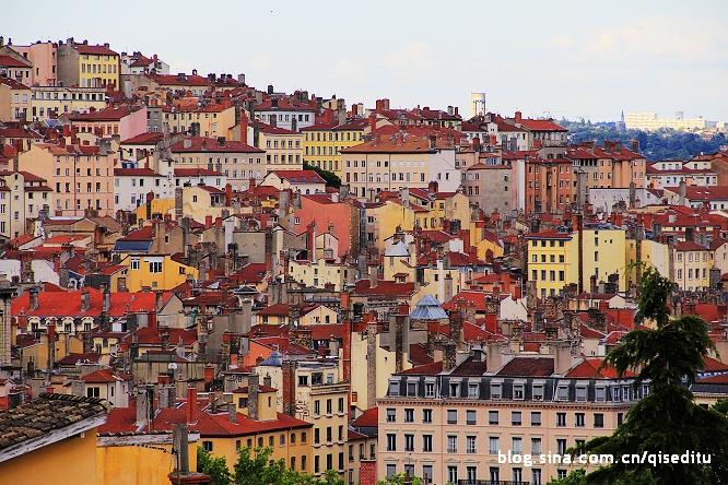 【法国】迷失在里昂古城