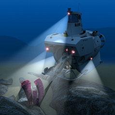深潜器中的明星——ALVIN号