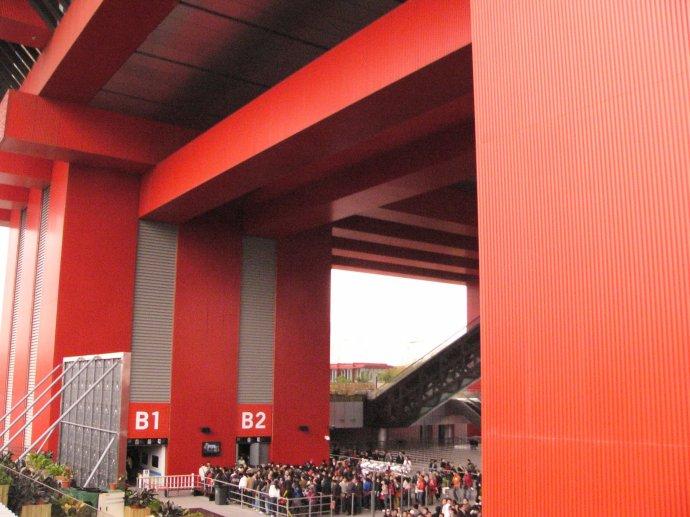 中国国家馆:世博会的败笔