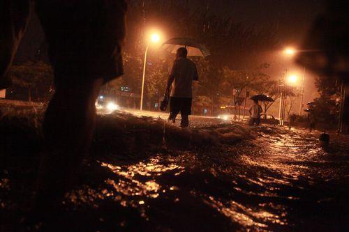 2011年7月24日大雨淹京城