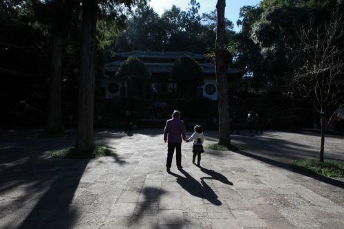 腾冲国殇墓园:真正民族脊梁的孤独纪念