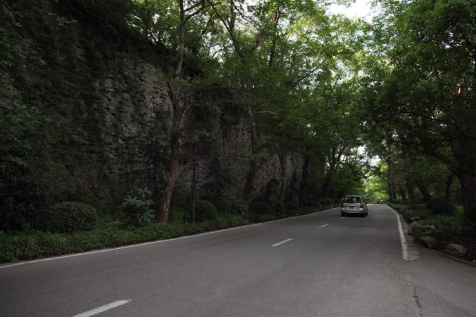 民国南京城墙存废之争