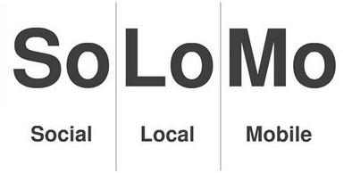 SoLoMo来袭