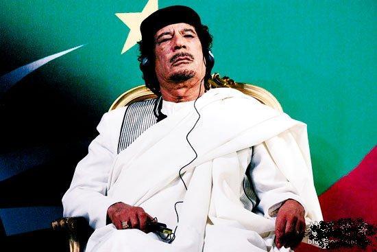 卡扎菲结局可能像哪些人