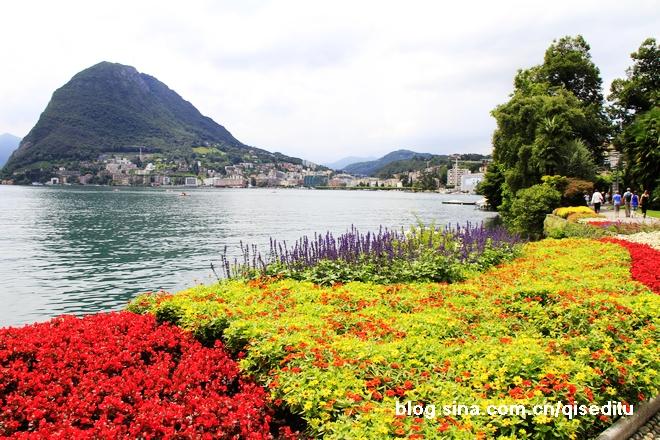 【瑞士】悬崖上的世外桃源