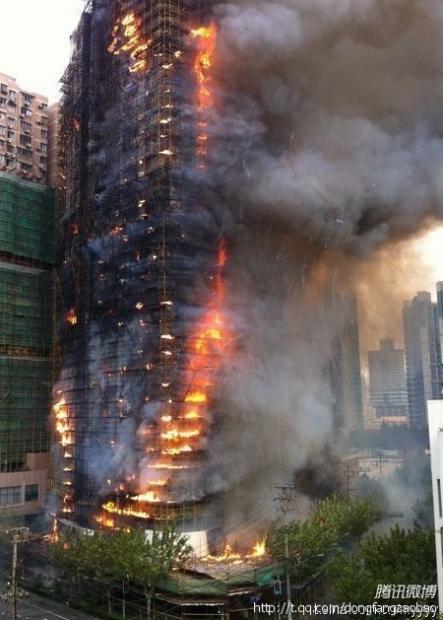 上海大火案:对静安区建交委答辩意见的评析