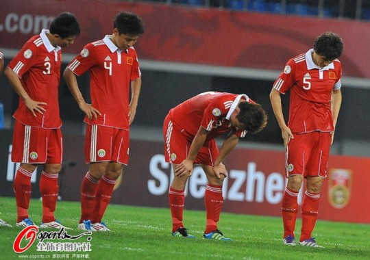 谁能拯救中国足球?