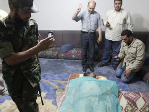 卡扎菲之死埋藏了多少秘密?