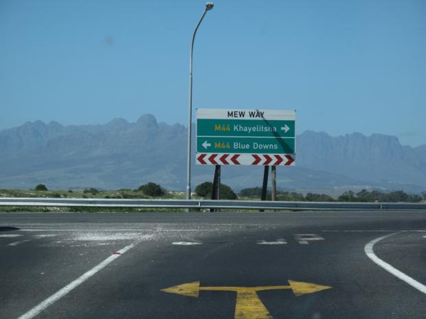 【南非印象二】城市镜像