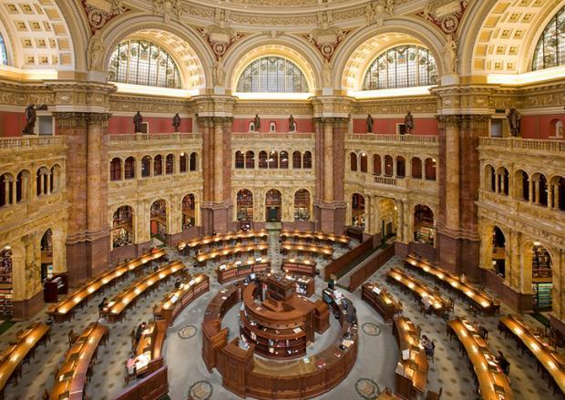 国会图书馆轶事和误解