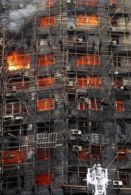 上海消防接警后,到达现场需要多少时间?