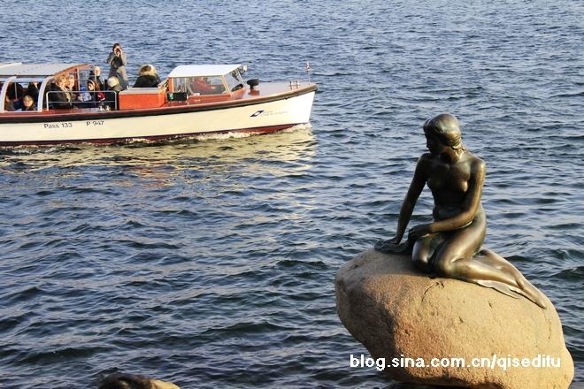 【丹麦】乘船去看美人鱼