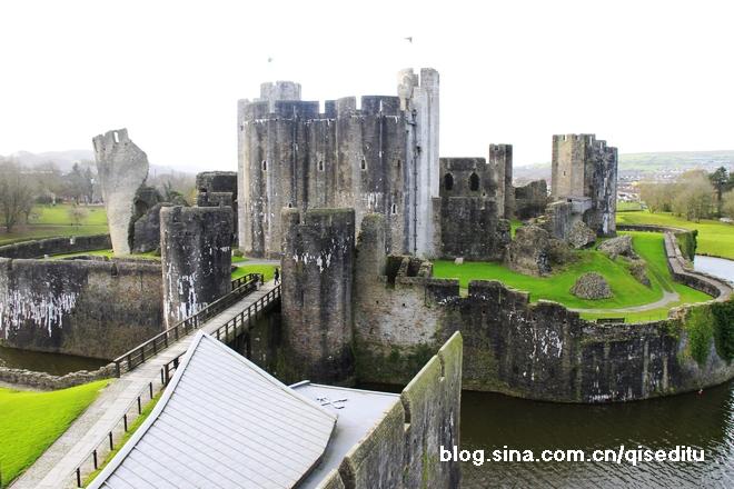 【英国】秋日伊甸园,威尔士乡间城堡