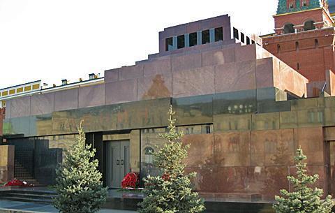 列宁PK东正教:谁葬谁