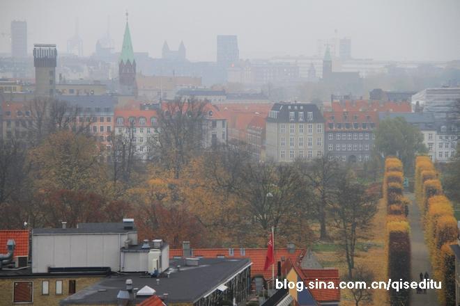 酷玩哥本哈根,城市万花筒