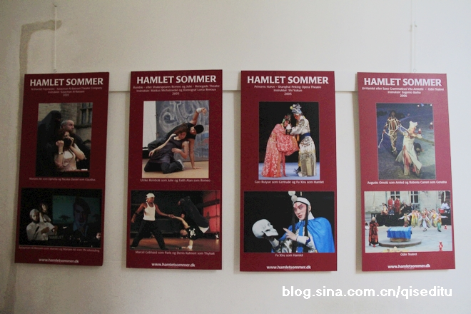 【丹麦】哈姆雷特诞生地:克伦堡