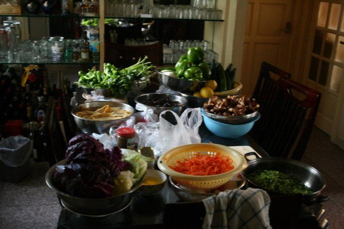 [转载]在黄柯家吃了晚饭