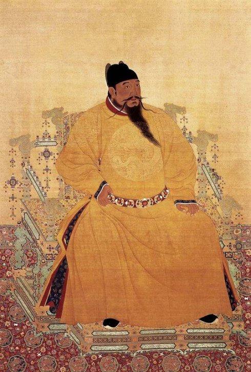 朱大可:篡位者朱棣的六大形象工程
