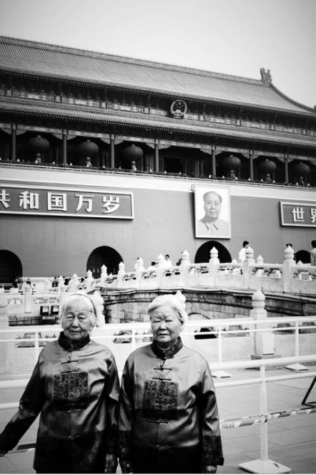 邾大可:穿越北京的建筑迷宫