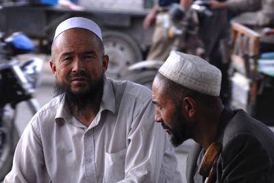 (朱大可摄影集)新疆:资讯阴影下的西域肖像
