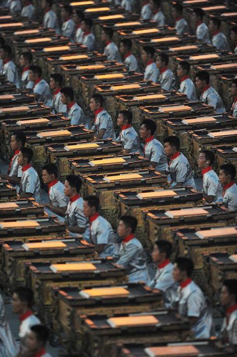 朱大可点评奥运开幕式:文化补课迫在眉睫