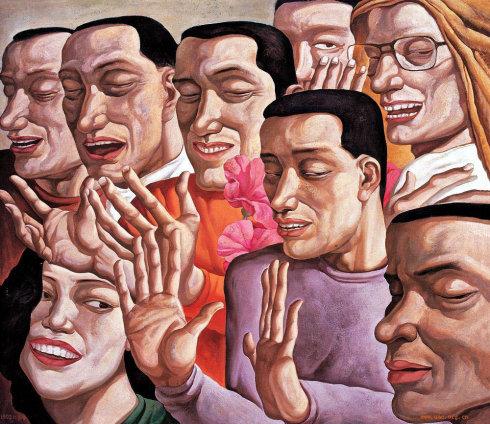 时间法则下的集体肖像——序胡杨之《上海青年》