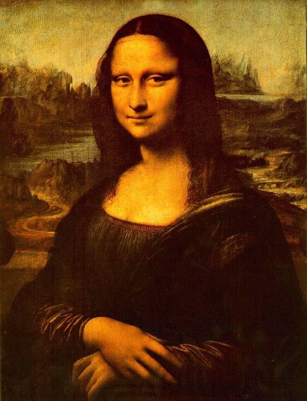 天下第一笑:蒙娜丽莎的文化密码