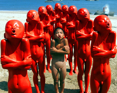 记忆的红皮书之九:迷津里的少年行旅