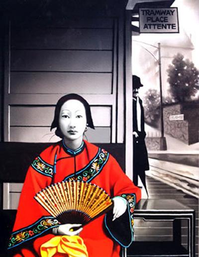"""旧作存档:""""上海神话""""和市民社会的隐形"""